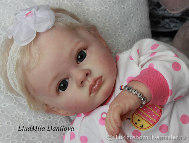 Тутти, Куклы Reborn, Калининград,  Фото №1