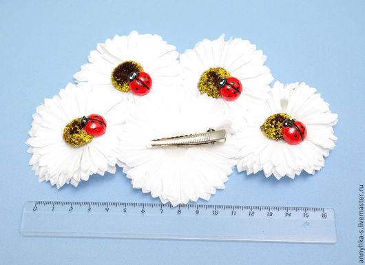Для украшений ручной работы. Ярмарка Мастеров - ручная работа. Купить Основа-цветок ( ромашка 28 ). Handmade.