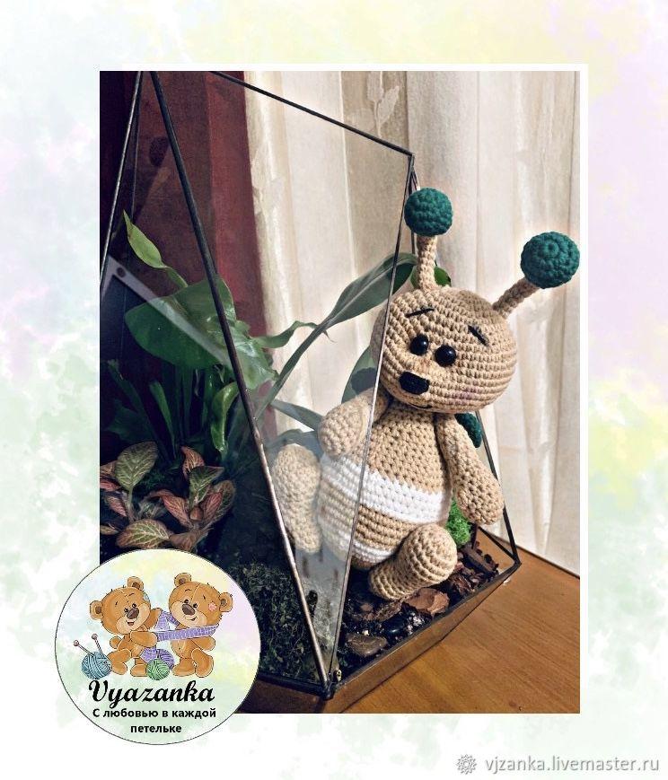 Шмель Жорж, Мягкие игрушки, Санкт-Петербург,  Фото №1