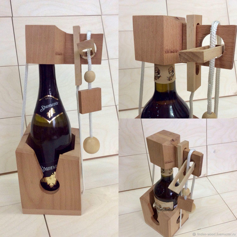 Головоломка с бутылкой