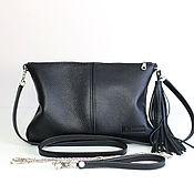 Сумки и аксессуары handmade. Livemaster - original item Set - Handbag with strap, chain loop wrist. Handmade.