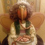 Куклы и игрушки ручной работы. Ярмарка Мастеров - ручная работа Колбасных дел Фея. Handmade.