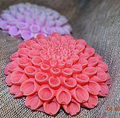 Косметика ручной работы. Ярмарка Мастеров - ручная работа Мыло, сувенир, 8 марта, цветы, подарок, цветок георгина. Handmade.