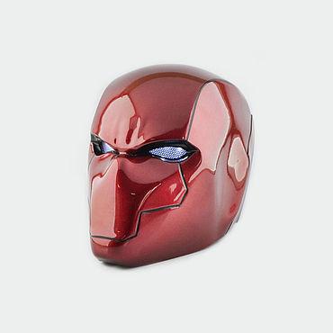 Дизайн и реклама ручной работы. Ярмарка Мастеров - ручная работа Шлем Красного Колпака Red Hood. Handmade.
