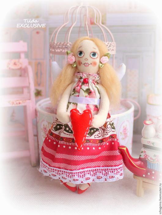 Сказочные персонажи ручной работы. Ярмарка Мастеров - ручная работа. Купить Анастасия. Handmade. Принцесса, текстильная кукла, кукла интерьерная