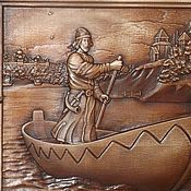 Картины и панно ручной работы. Ярмарка Мастеров - ручная работа Резное дерево_Воля. Handmade.
