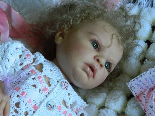Кукла реборн Индра ( молд от Reva Schick)