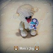 Куклы и игрушки ручной работы. Ярмарка Мастеров - ручная работа Медвежонок Малыш. Handmade.