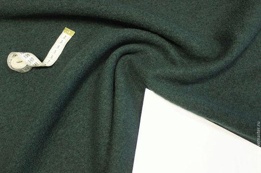 Шитье ручной работы. Ярмарка Мастеров - ручная работа. Купить Пальтово-костюмный лоден с кашемиром 10%.Цена 2250руб-м.. Handmade.