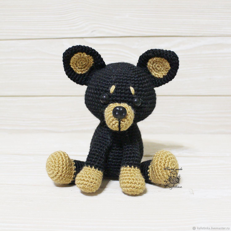 Cahuachi. Hook. Handmade toys. Hope (Cavatina)