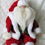Куклы и игрушки handmade. Livemaster - original item Santa Claus. Handmade.
