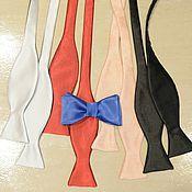 """Галстуки ручной работы. Ярмарка Мастеров - ручная работа Бабочка самовяз """"Ассорти"""". Handmade."""