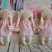 Куклы и игрушки ручной работы. Ярмарка Мастеров - ручная работа Феечка счастья. Handmade.