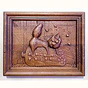 Для дома и интерьера handmade. Livemaster - original item Panels of wood