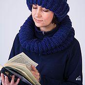 handmade. Livemaster - original item Knitted Snood. Handmade.