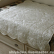 """Для дома и интерьера ручной работы. Ярмарка Мастеров - ручная работа """"Пломбир"""" детское одеялко. Handmade."""