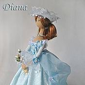 Куклы и игрушки handmade. Livemaster - original item Diana, interior doll, collectible dolls. Handmade.