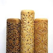 Для дома и интерьера ручной работы. Ярмарка Мастеров - ручная работа Новогодние подарки скалки для дома и интерьера кухня скалка. Handmade.