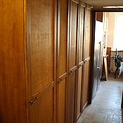 Для дома и интерьера ручной работы. Ярмарка Мастеров - ручная работа Шкаф с антресолями. Handmade.