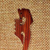 Украшения handmade. Livemaster - original item Stick to horse hair, rosewood. Handmade.
