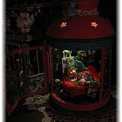 """Куклы и игрушки ручной работы. Ярмарка Мастеров - ручная работа Фонарик """"Сон в летнюю ночь"""". Handmade."""