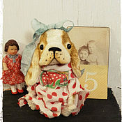 Куклы и игрушки ручной работы. Ярмарка Мастеров - ручная работа ONLY KINGS spaniel 460. Handmade.