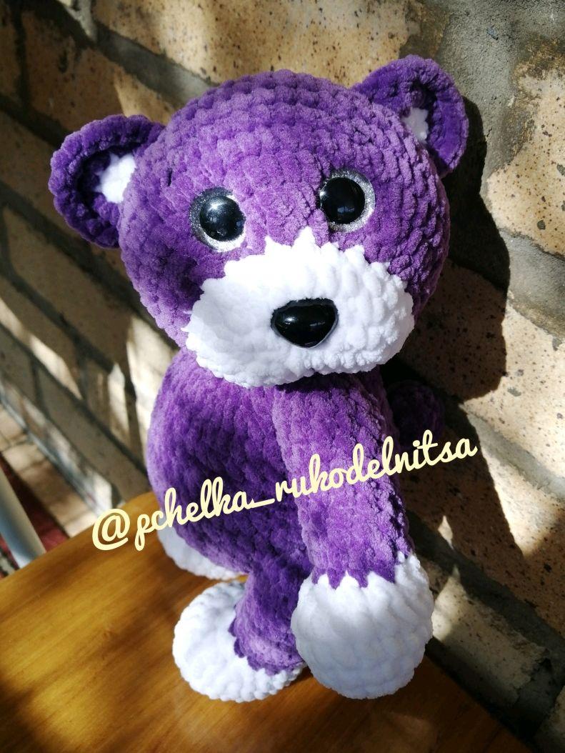 Медвежонок, Мягкие игрушки, Саянск,  Фото №1