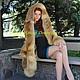 Верхняя одежда ручной работы. Ярмарка Мастеров - ручная работа. Купить Копия работы Шикарное пальто зимнее с лисой. Handmade.