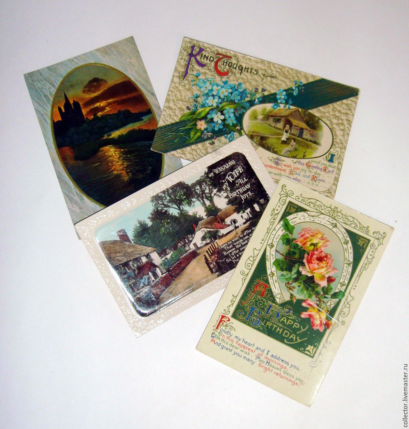 Сделать открытку, продам открытки для коллекции
