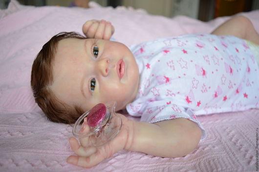 Куклы-младенцы и reborn ручной работы. Ярмарка Мастеров - ручная работа. Купить Кукла реборн ( молд Ларри). Handmade.