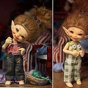 Куклы и игрушки ручной работы. Ярмарка Мастеров - ручная работа Одежда на realpuki разная!. Handmade.