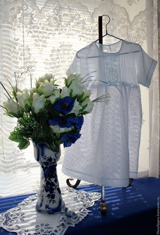 Крестильная рубашка, Комплекты одежды, Владимир, Фото №1