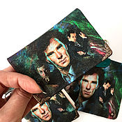 Канцелярские товары handmade. Livemaster - original item Case (cardholders) for 2 cards