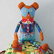Куклы и игрушки ручной работы. Ярмарка Мастеров - ручная работа Развивающая игрушка Мишаня - мореман. Handmade.