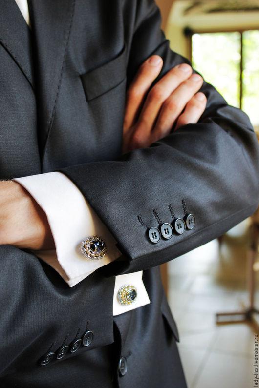 Запонки для мужчин, мужские запонки, мужские украшения, украшения для мужчин, купить запонки, стальные запонки, запонки из стали, запонки сваровски, запонки ручной работы, подарок мужчине