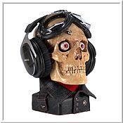 Для дома и интерьера handmade. Livemaster - original item Stand for headphones Version # 5 (project №1). Handmade.