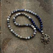 Украшения handmade. Livemaster - original item Men`s jewelry - Beads. Handmade.