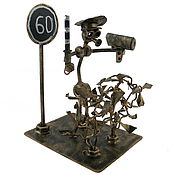 Сувениры и подарки handmade. Livemaster - original item DPS-nick Bob. Handmade.