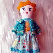 Куклы и игрушки ручной работы. Ярмарка Мастеров - ручная работа Кукла Пчёлка. Handmade.