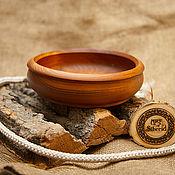 Посуда handmade. Livemaster - original item Wooden Bowl (14,5#71. Handmade.