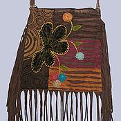 Сумки и аксессуары handmade. Livemaster - original item Walking bag Boho