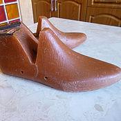 Материалы для творчества ручной работы. Ярмарка Мастеров - ручная работа Колодки для обуви  Б/У. Handmade.