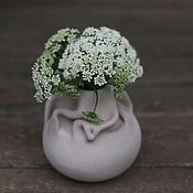 Vases handmade. Livemaster - original item Vase. Rolling pins. Handmade.