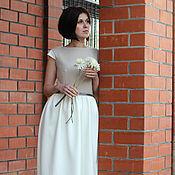 """Одежда ручной работы. Ярмарка Мастеров - ручная работа Платье  """"Vanilla 2"""". Handmade."""