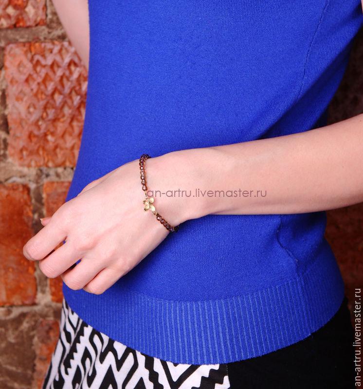 Купить браслет женский из натуральных камней