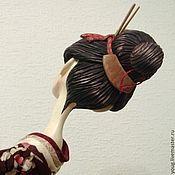 """Куклы и игрушки ручной работы. Ярмарка Мастеров - ручная работа Авторская кукла """"Танцующая"""". Handmade."""