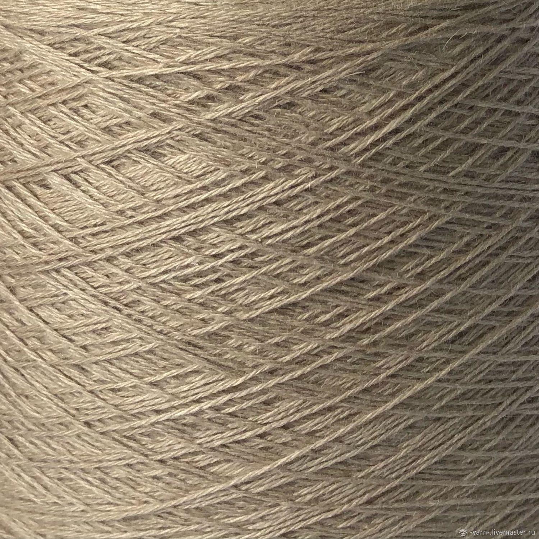 Пряжа шелк суперкидмохер SERENA бежевый – купить на Ярмарке Мастеров – NPNWARU | Пряжа, Санкт-Петербург