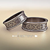 """Украшения handmade. Livemaster - original item Wrap ring """"Perunov Color"""". Handmade."""