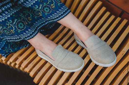 Обувь ручной работы. Ярмарка Мастеров - ручная работа. Купить Лоферы  9-331 (СБ). Handmade. Сапожки ручной работы