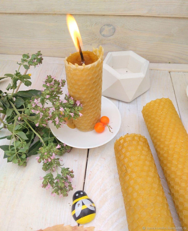 Свечи с травами, Эзотерические аксессуары, Барнаул, Фото №1